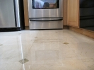 Restored Marble Kitchen Floor