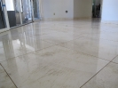 Travertine After Polishing