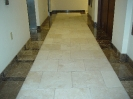 Tumbled Travertine Hall Restoration_4